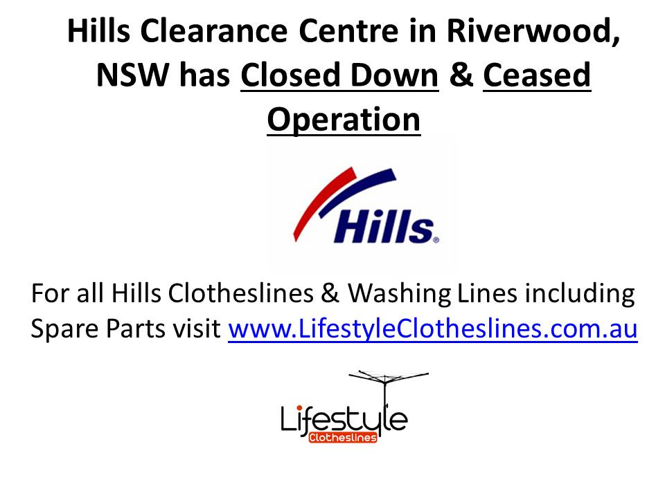 hills clearance centre riverwood