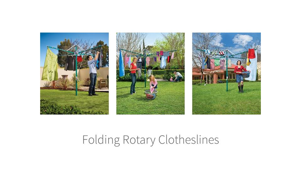 Hills Rotary Clothesline Installation Sunshine Coast QLD
