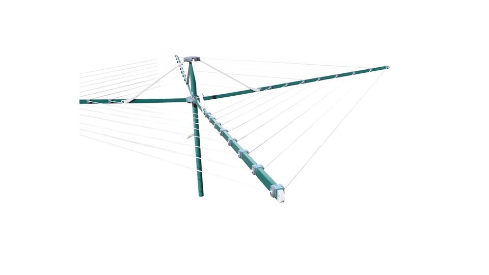 Hills Rotary 8 Foldown Clothesline FD88000