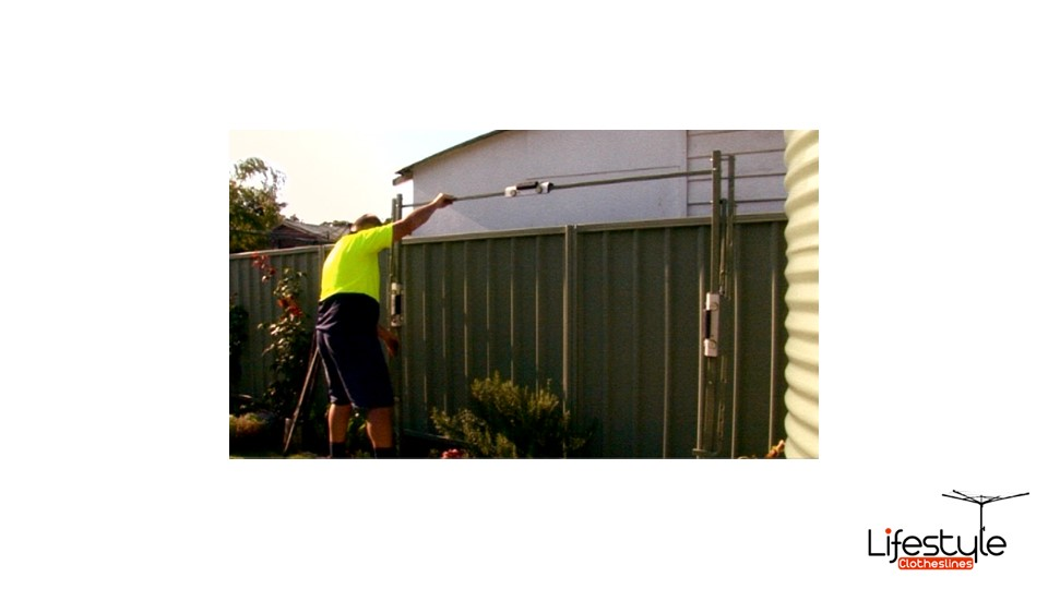 Washing Line Installation Adelaide