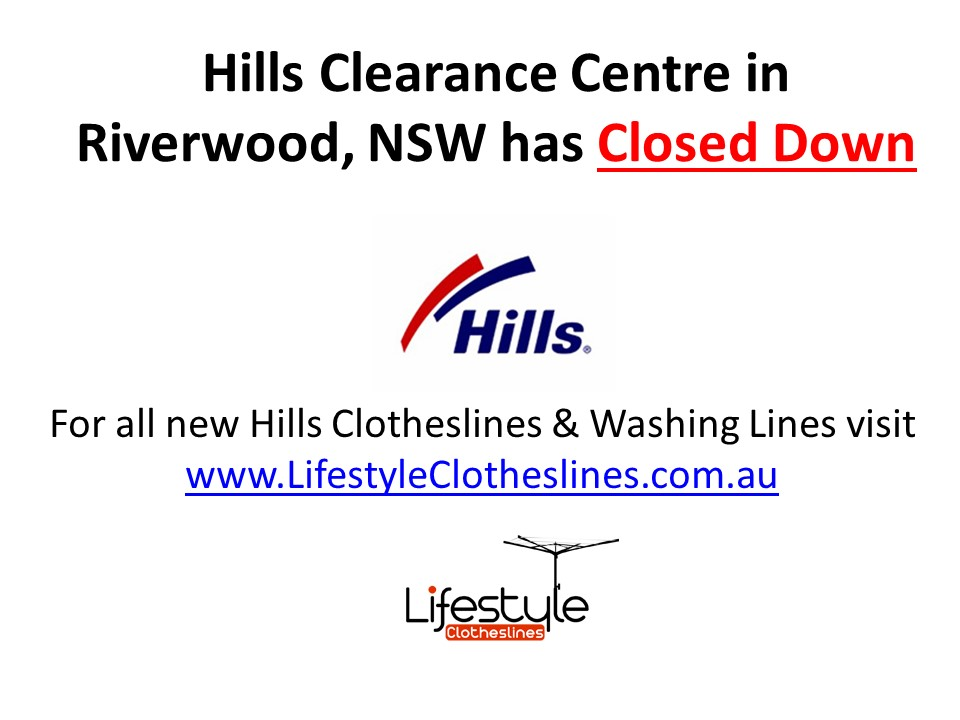 Hills Clearance Centre Riverwood, Sydney, NSW