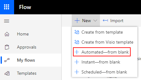 Microsoft Flow integration - JungleMail 365 Documentation