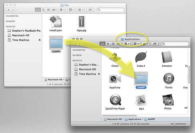 Manually Installing DesktopServer on a Mac - ServerPress