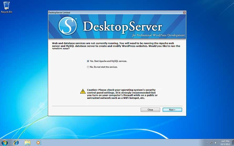 Getting Started with DesktopServer - ServerPress Knowledge Base