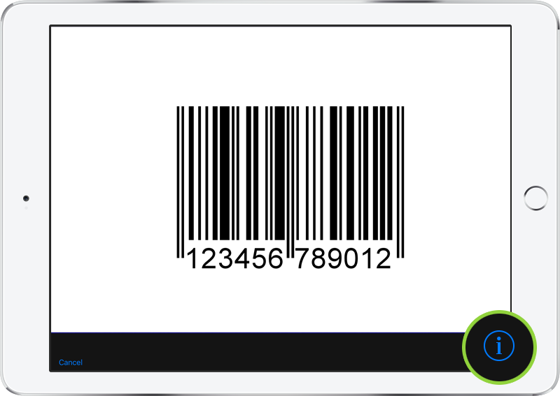Barcode And Qr Code Scanner Using Zbar And Opencv – Dibujos Para