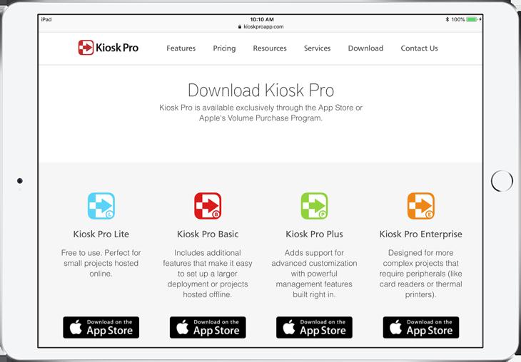 How do I download Kiosk Pro? - Knowledge Base