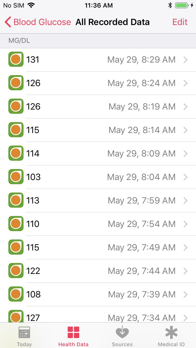 Uploading Your Dexcom Data To Tidepool Via Your Iphone Tidepool