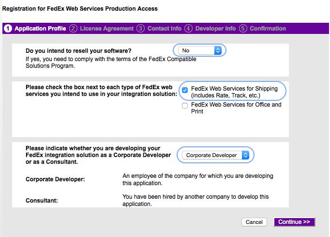 FedEx Developer Guide & API Credentials – Postmen