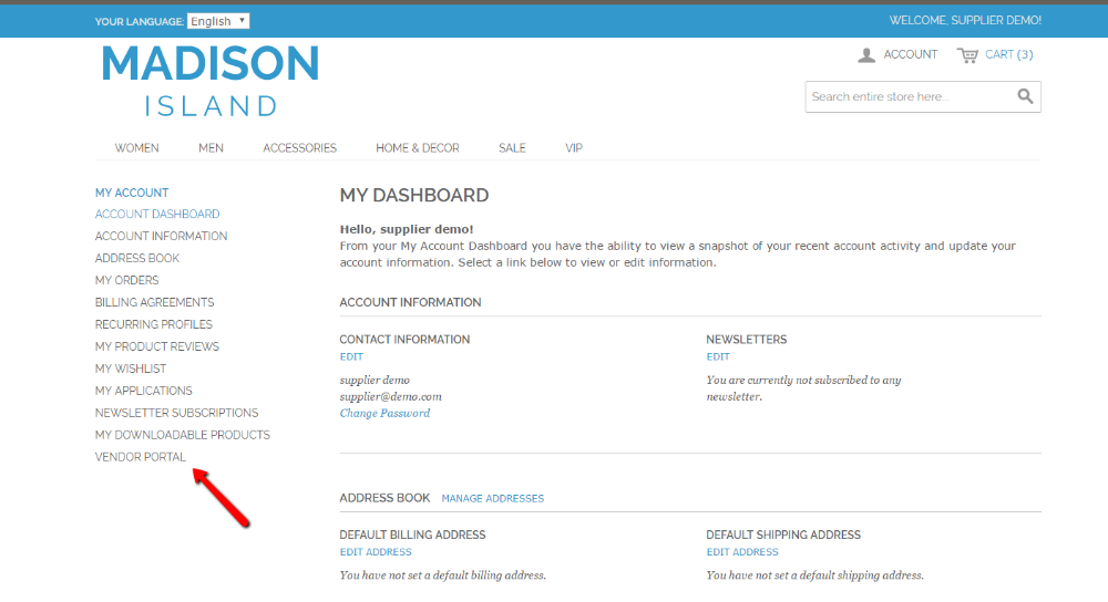 Multi Vendor DropShipping - Add and Manage Supplier Products
