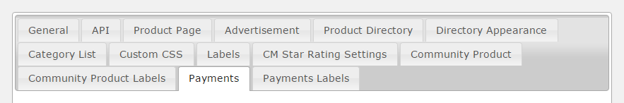 WooCommerce - Creating/editing a Payment Product (Simple Method