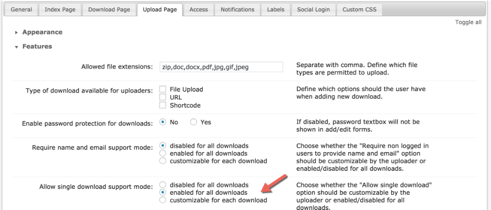 More Information About The Cm Download Manager WordPress Plugin