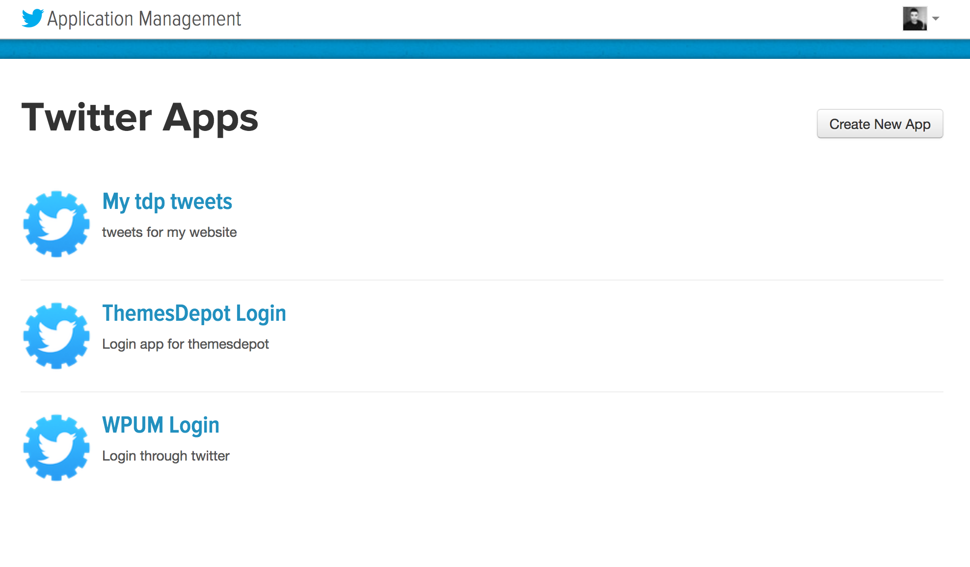 Add Twitter login and registration to WordPress - WP User Manager