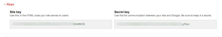 AJAX Login Modals -- Add Google reCaptcha to Your Registration Form