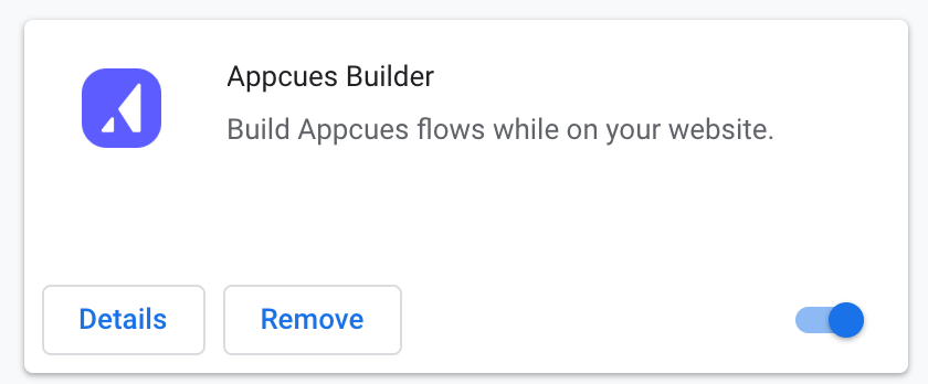 How to Update and Re-Launch the Appcues Editor - Appcues Docs