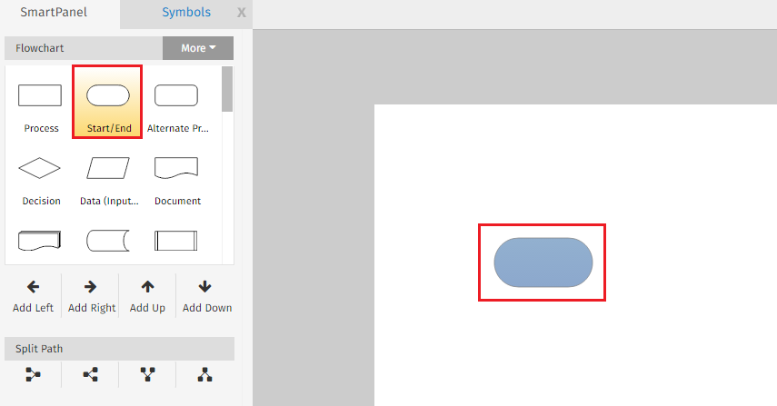 Working With Symbols Smartdraw Software Knowledge Base