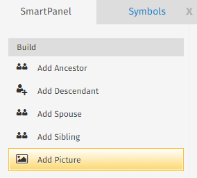 family tree smartdraw software knowledge base