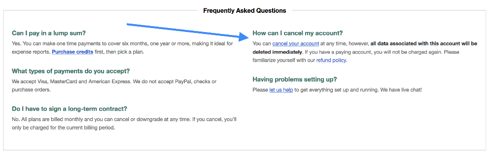 How can I cancel my account? - DeployBot Help