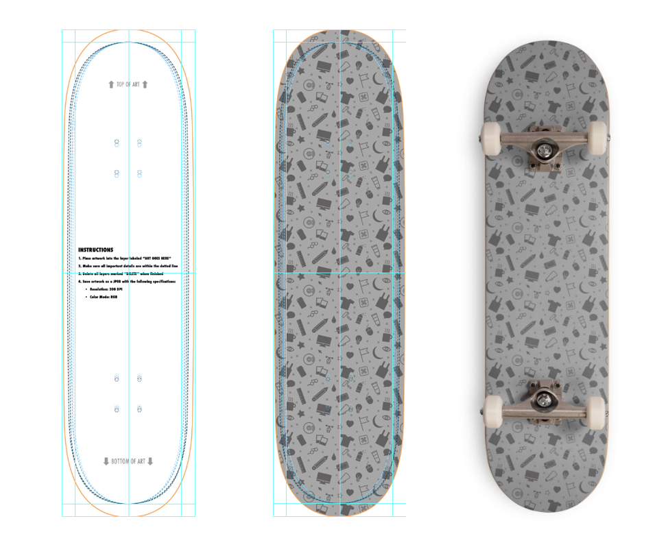 0495ca377 Skateboards 101 - Threadless Artist Shops