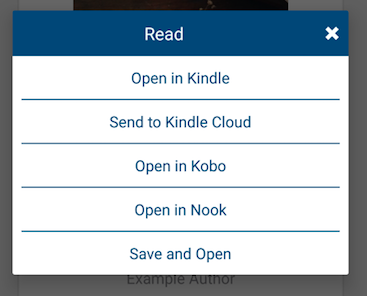 Adding Ebook Files to Kindle and Kindle App from the