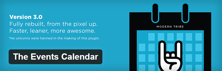 Using The Events Calendar plugin with the Customizr theme - Press