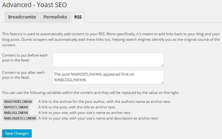 Setting up WordPress SEO with the Customizr theme - Press