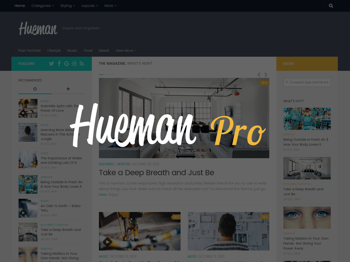 Pro] Getting started with the Hueman Pro WordPress theme