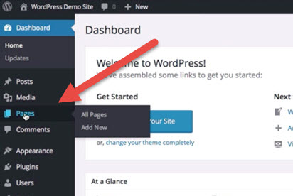 How To Assign A Page To Your Home Page In Wordpress Press Customizr Documentation