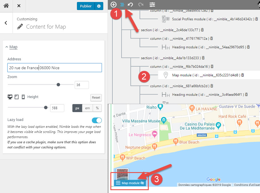 How to insert and edit Google maps in your WordPress pages
