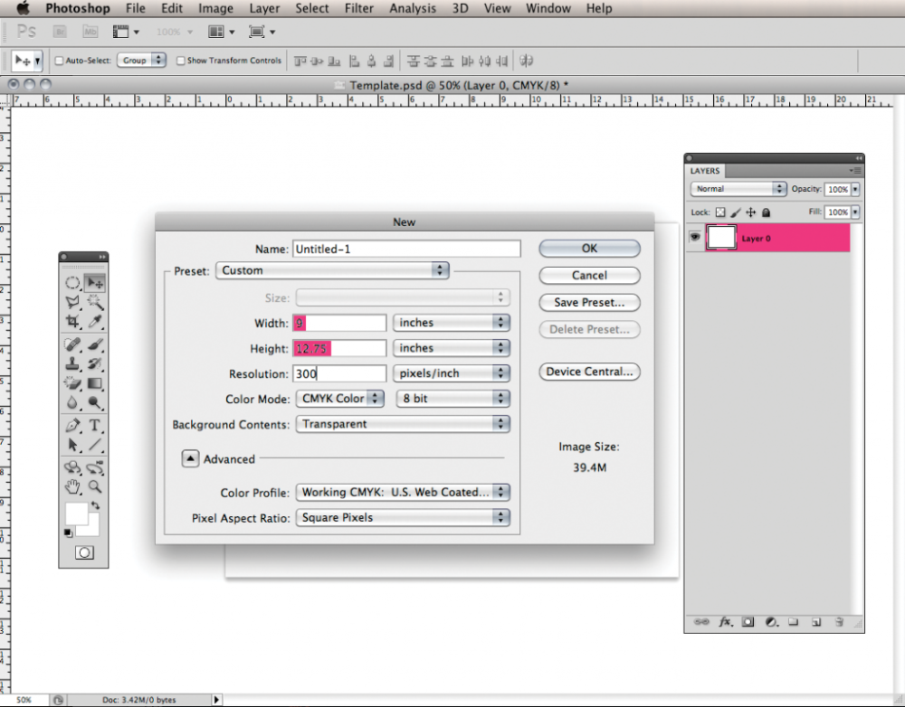 How To Set The Artboard Size - FM Expressions Knowledge Base