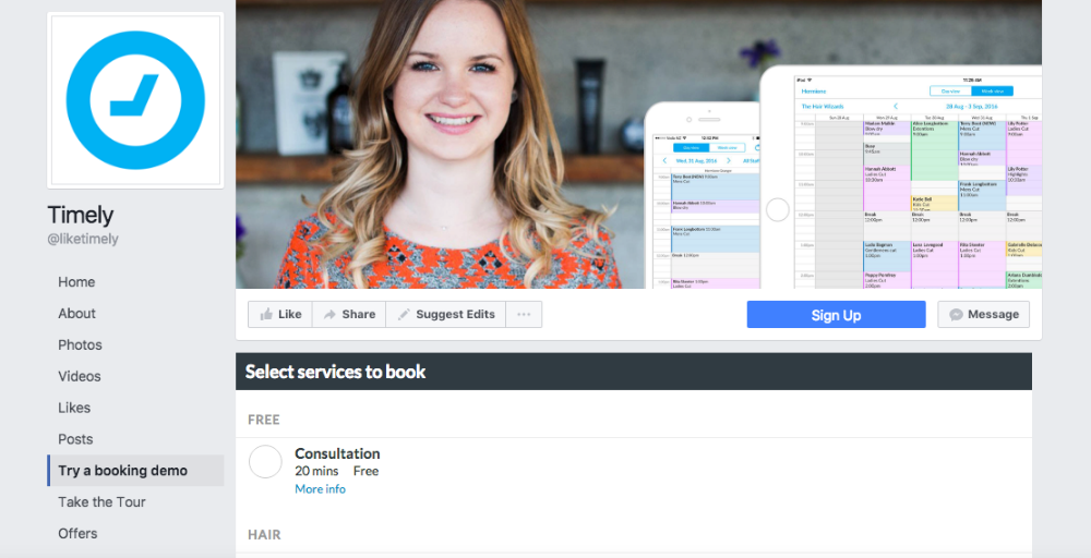 How to get customers to book online - Timely Help Docs