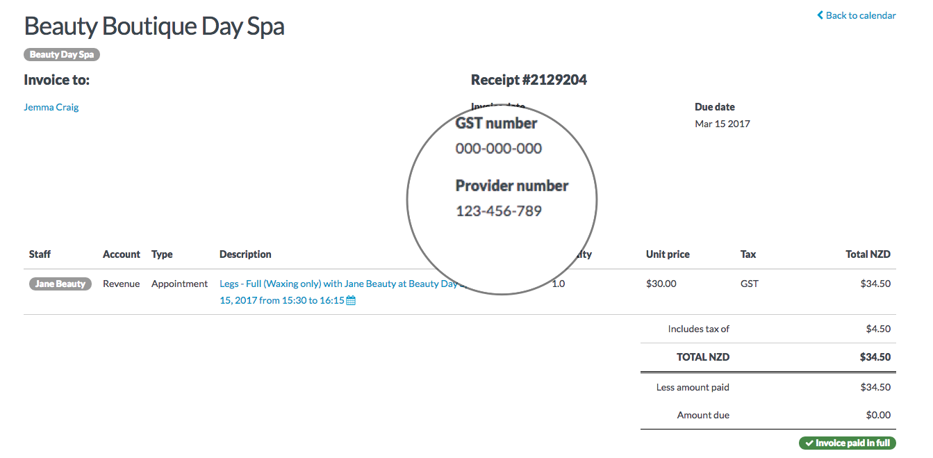 How to set up your invoices - Timely Help Docs