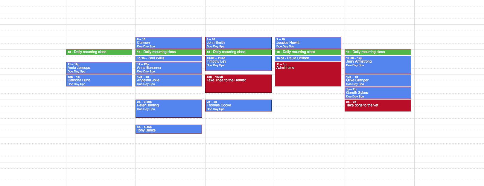 Using The Google Calendar Two Way Sync Timely Help Docs