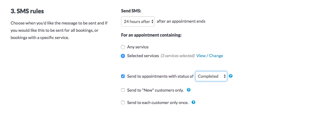 How To Send Automated Follow Up Messages Timely Help Docs