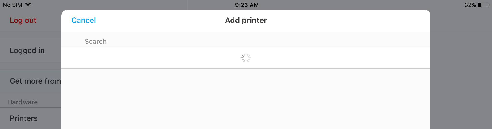 Connect a receipt printer to the iOS app - Timely Help Docs