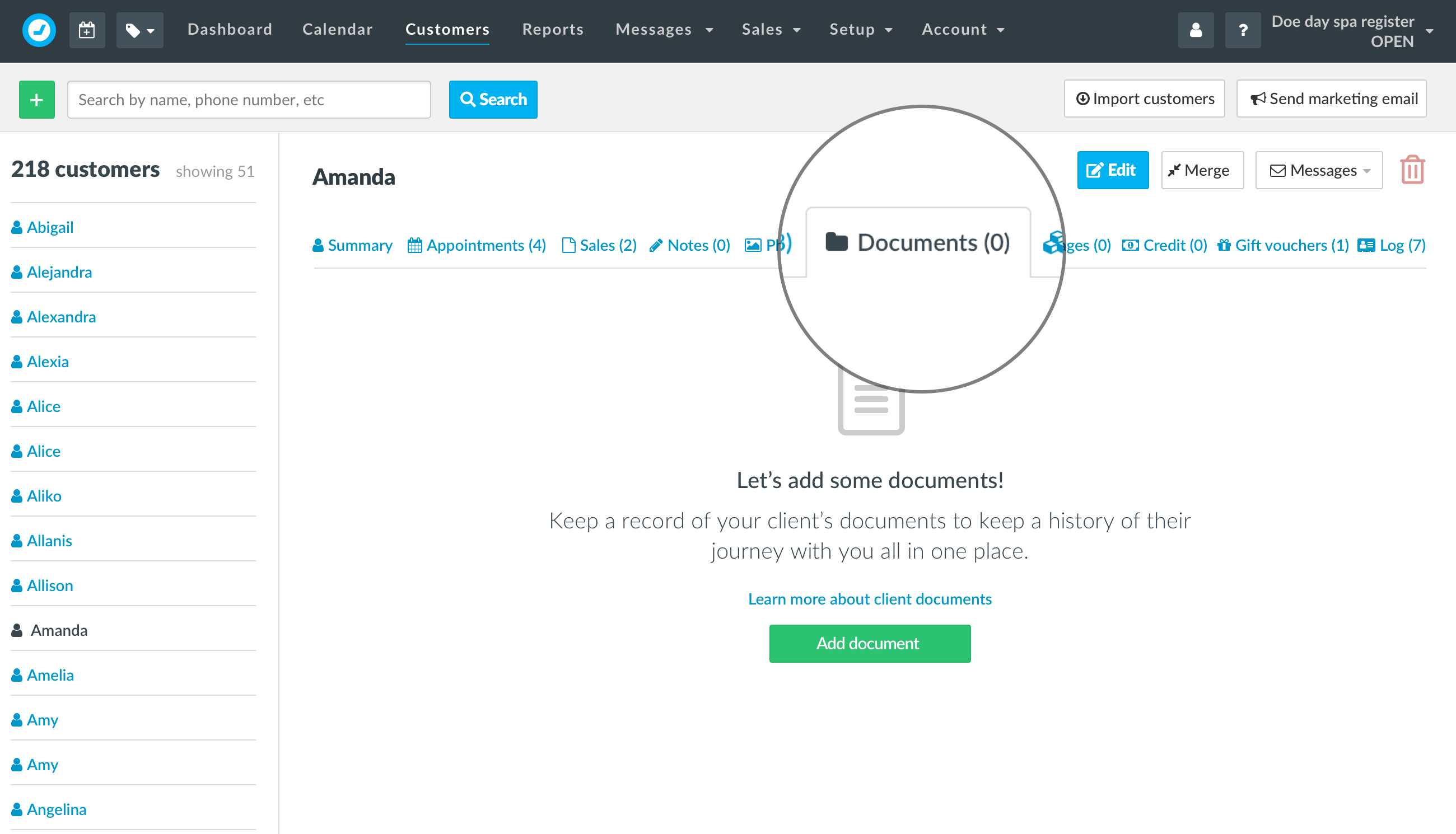 How to upload, view and download documents - Timely Help Docs