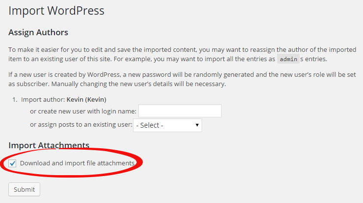 Importing Demo Content into Theme - BeTheme Documentation