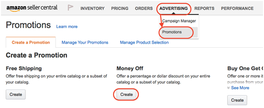 8c2e598ce7a1c How to Create One-Time Single Use Amazon Promo Codes - VIPON Seller ...