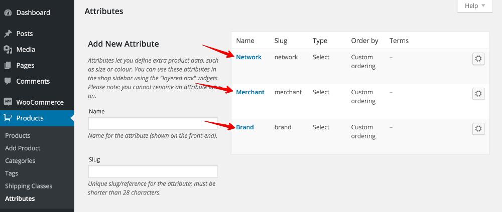 Datafeedr WooCommerce Importer Set-up Guide - Datafeedr Documentation