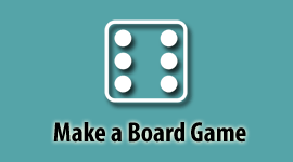 How to Make a Board Game at The Game Crafter