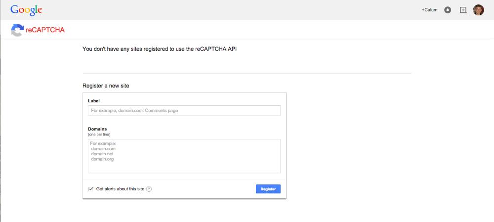 Google reCAPTCHA - Documentation   Ultimate Member