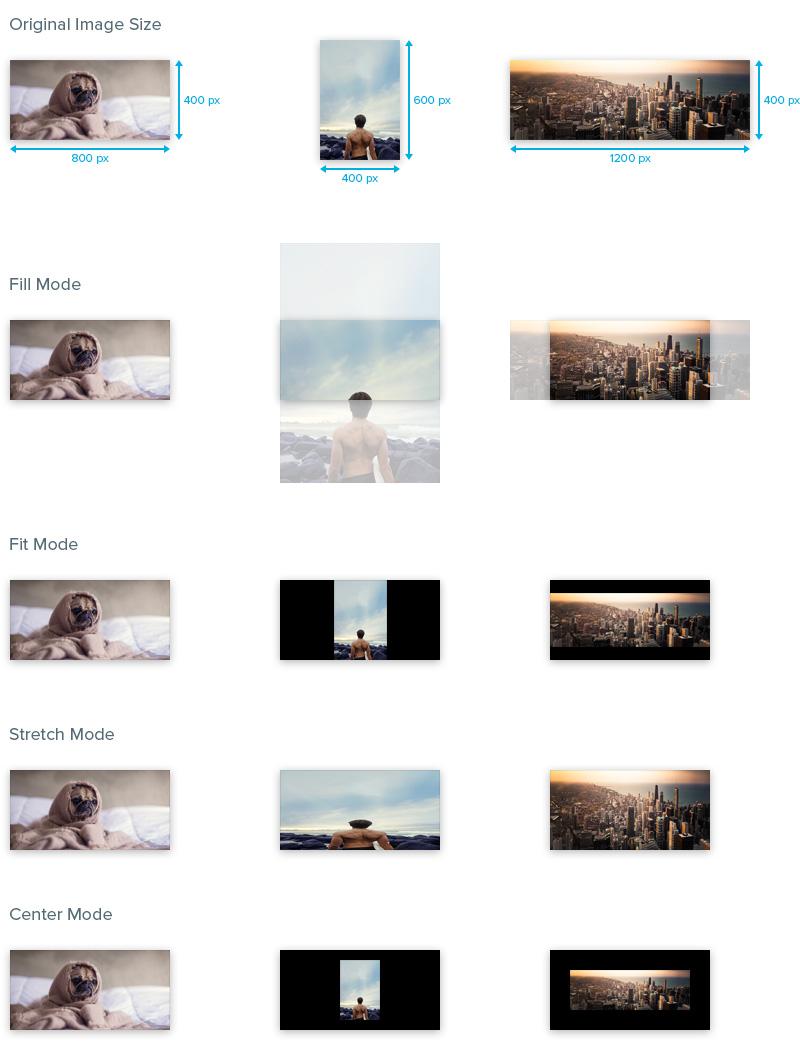 Slider settings - General (Slide background image fill) - Smart Slider 3