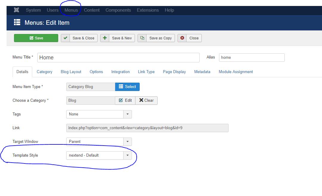 Create A Landing Page Joomla Smart Slider - Joomla landing page template