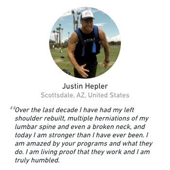 Review from Justin Helper. Click to Read More Reviews.