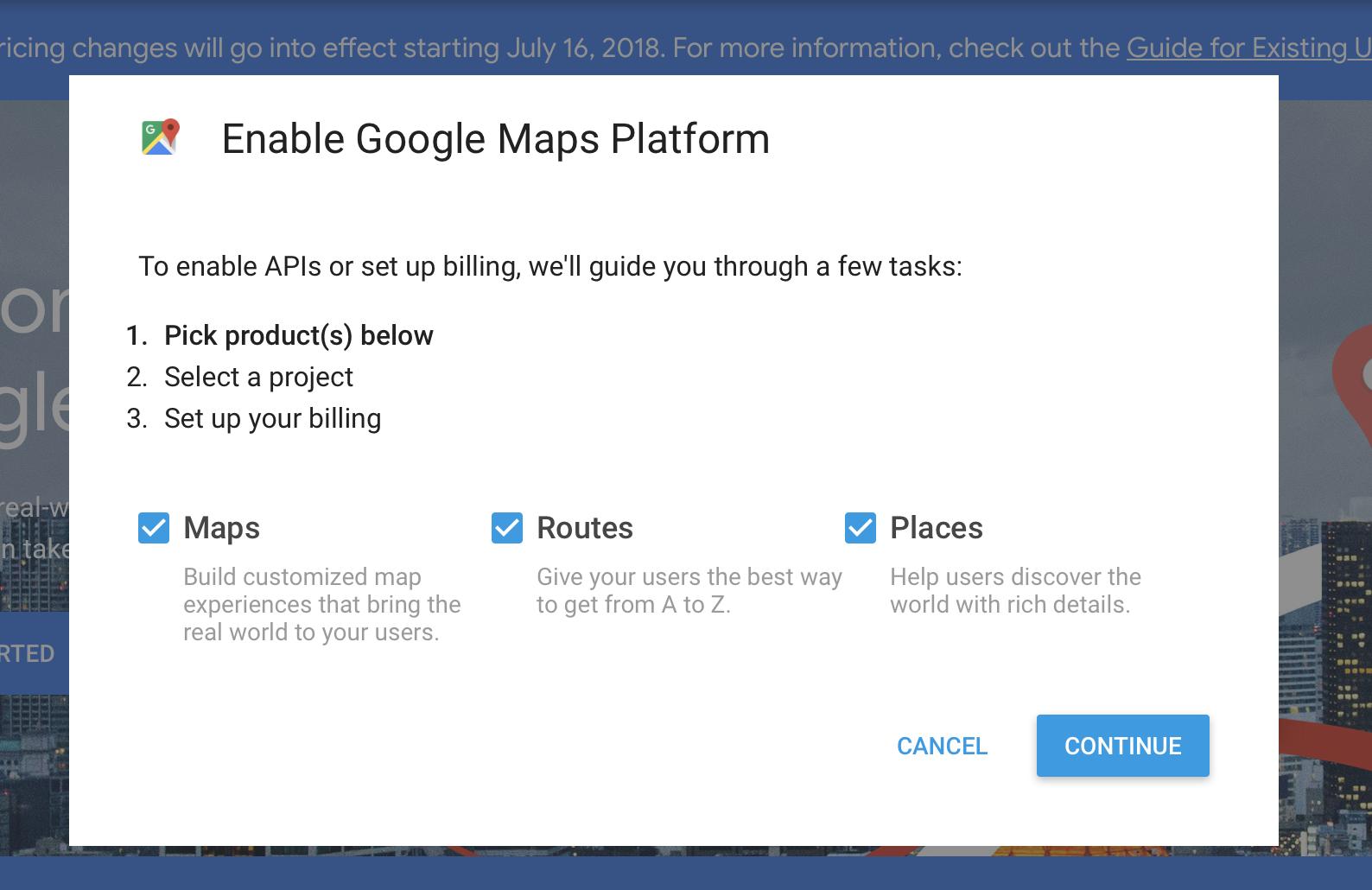 Generate And Setup Google Maps API Keys - GEO my WP Knowledge Base
