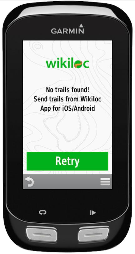 tracce da wikiloc