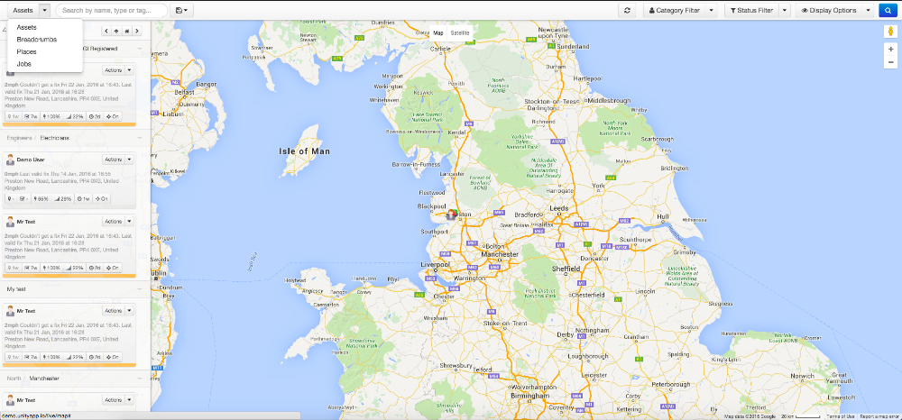 Live Map Places Insiris Help - Map of places i have been
