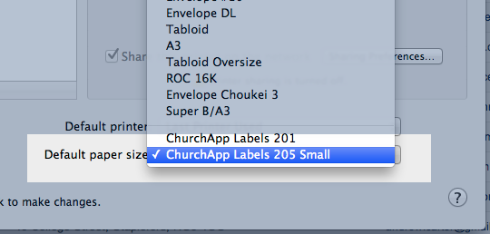 Child check-in - configuration guide - ChurchSuite Support