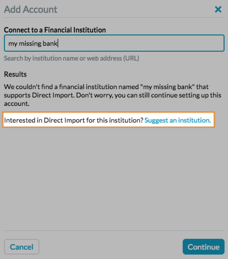Troubleshooting Linked Accounts - YNAB Help