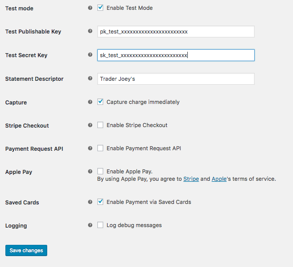 Stripe Payments - Support + Documentation | Autoship Cloud