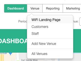 Creating WiFi Landing Pages - TripAdvisor WiFi